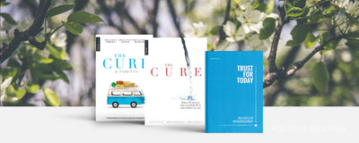 Collected Trueface titles including The Cure, The Cure & Parents and Trust for Today