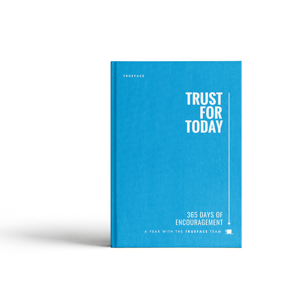Trust for Today - Hardback Daily Devotional