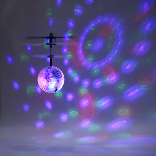 Flying Disco Ball