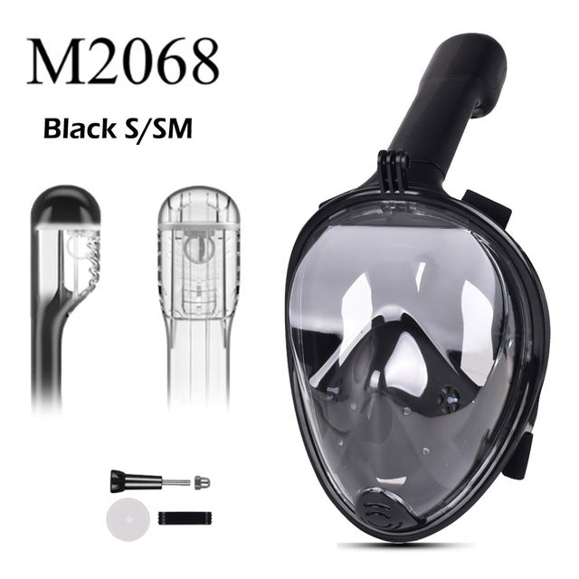 Snorkel Full Face Mask