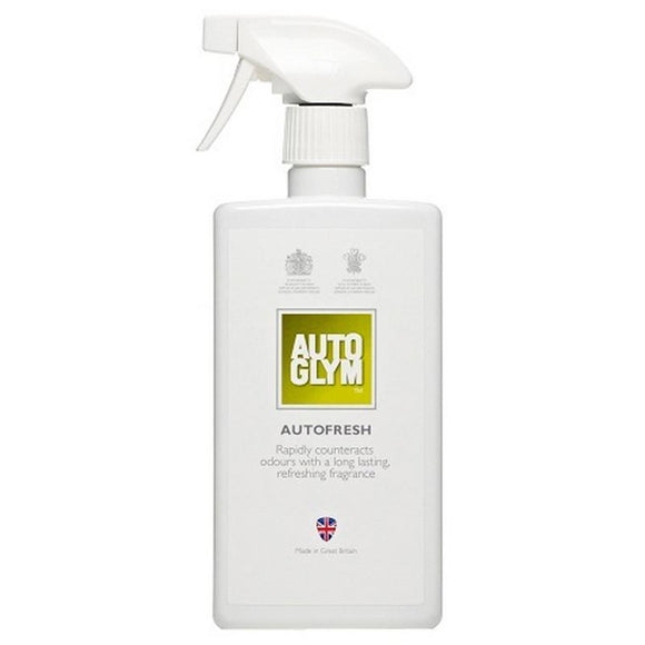 Autoglym Autofresh Car Automotive Freshener Spray Fragrance 500ml