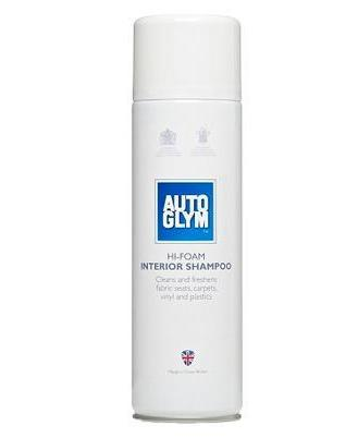 Autoglym Hi Foam Interior Shampoo Car Care Spray 450ml