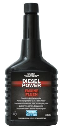 Chemtech Diesel Power Engine Flush Additive 300mL