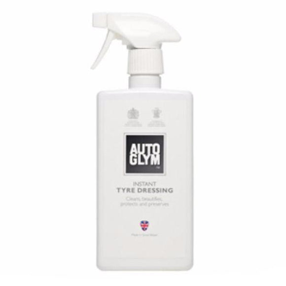Autoglym Instant Tire Dressing Car Care Detail 500ml Tyre Shine AURITD500