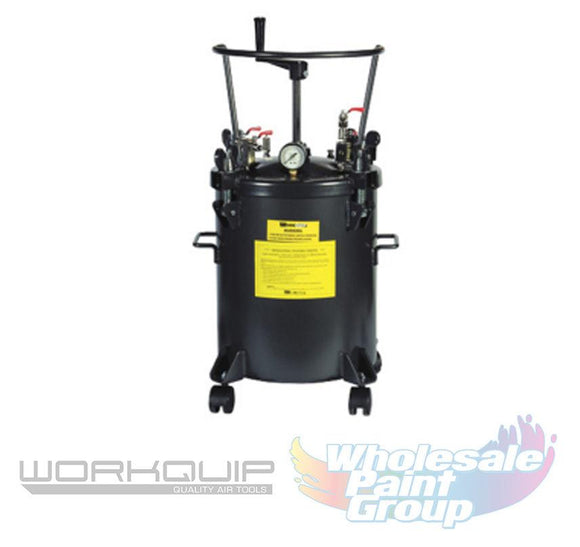 Workquip 40L Pressure Pot Manual Agitation 02240-M