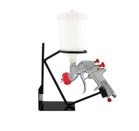 Workquip P102G 3 TIP SET UP Gravity Spray Gun & STAND 1.4, 1.8 & 2.5mm