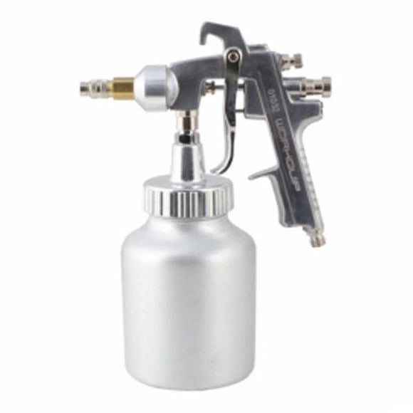 Workquip 1L Rust Proofing Cavity Wax Sound Deadening Spray Gun 01032 with Wand