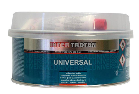 Universal Premium All Round Filler Bog Aluminium Timber Steel Plastic 1.9kg