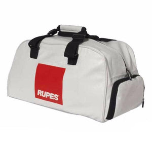Rupes Bigfoot White Synthetic Leather Soft Sports Bag