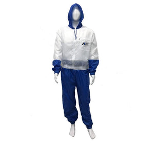 Anest Iwata Spray Paint Suit Coveralls Nylon High Quality 2 Two Piece