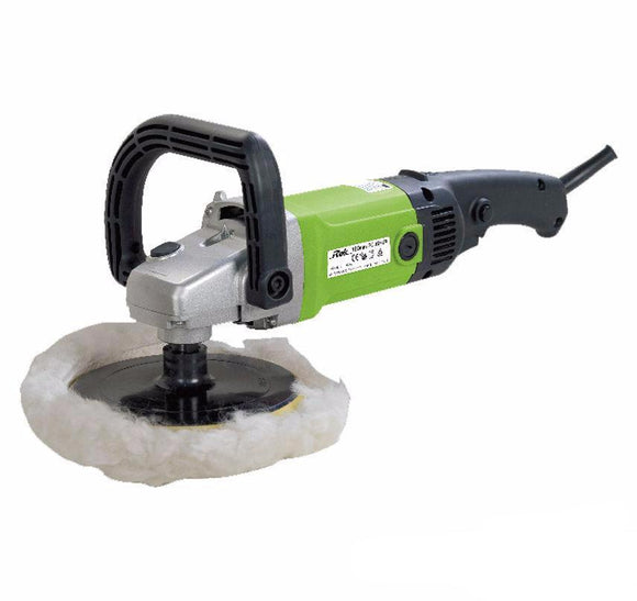 Rok Sander Polisher 1200w 180mm Car Polishing Buffer Buffing Speed Control Pad