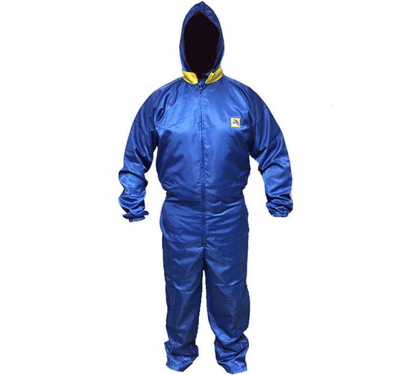 Glasurit Anti Static Spray Painting Suit Overalls Protection Automotive Blue