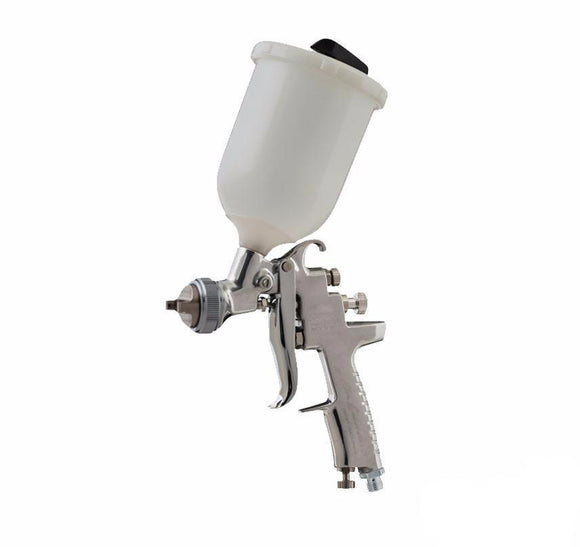 Anest Iwata AZ3 Series 2 HTE Gravity Spray Gun Complete with 600ml Pot
