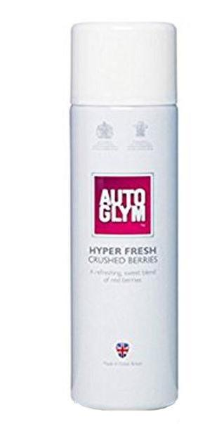 Autoglym Hyper Fresh Crushed Berries Auto Car Fragrance 450ml