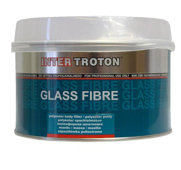 TROTON GLASS FIBRE 1700G POLYESTER FILLER PUTTY INCLUDES HARDENER SAND PANEL BOG