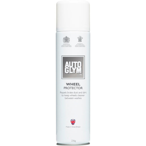 Autoglym Wheel Protector Repel Brake Dust & Dirt Spray 236g