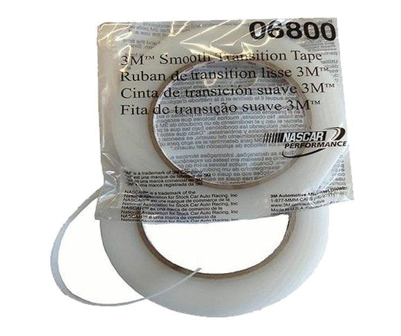 3M 06800 Smooth Transition Tape 6mm x 9m