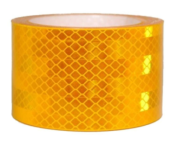 3M Diamond Grade Yellow Vehicle Reflective Tape 50mm x 15m 983-71