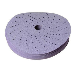 3M 30279 Purple Clean Sanding Hookit Disc 3'' 76mm Grit P180 Box of 50 Marine