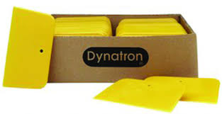 Dynatron™ Yellow Spreader Box 144 Putty Applicator Body Filler