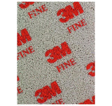 3M Softback Wet Or Dry Sanding Sponge Fine (03809) - 20 Pack 115mm x 140mm
