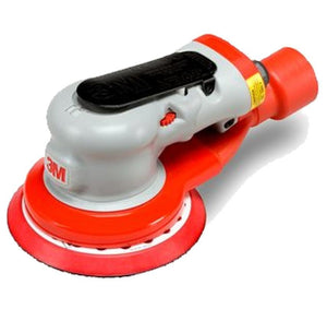 3M 28461 Random Orbital Palm Sander 150mm 5mm Elite Series Central Vacuum