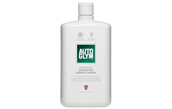 Autoglym Automotive Car Care Bodywork Shampoo Conditioner Wash Gloss 1L