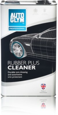 Autoglym Car Rubber Plus Cleaner Shines & Protects Interior Exterior 5L AUTRC5