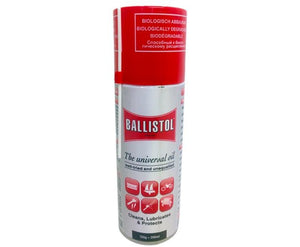 Bondall Ballistol 200ml Lubricant Aerosol Spray Can Cleans Lubricates Protects