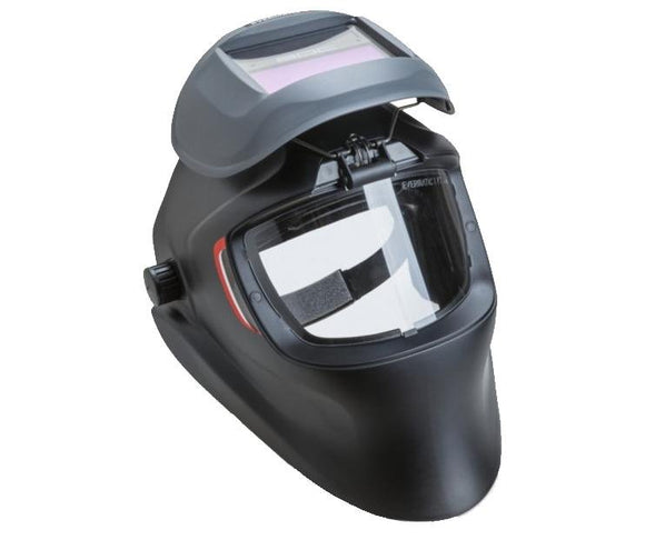Clean Air Evolve CA-29 Welding Hood With Air Distribution & ADF V9-13