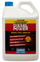Chemtech Diesel Power Fuel Additive Clean Improve Economy Performance 5L