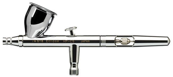 Anest Iwata Eclipse HP-CS Gravity Dual Action Airbrush 0.35mm