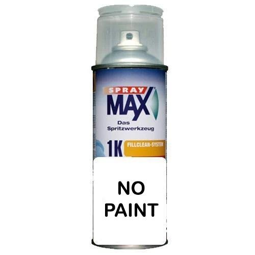 1k SprayMax Aerosol Can For Touch Up Paint - No Paint Version