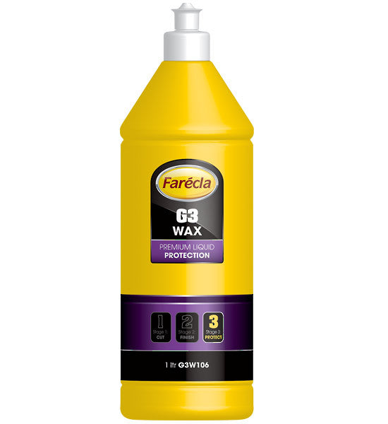 Farecla G3 Wax Premium Liquid Protection 1L G3W106 Gloss Weather UV Protect