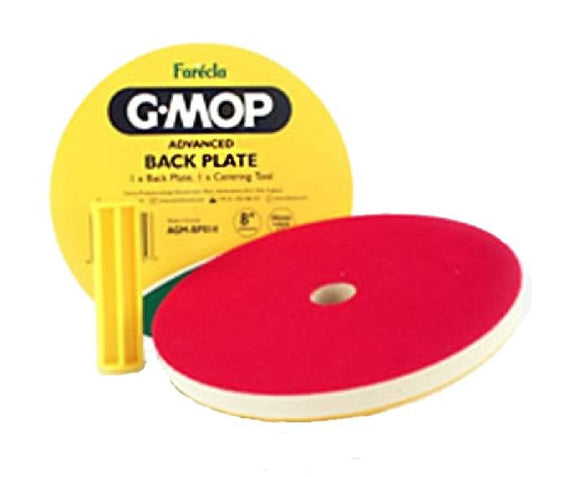 Farecla G Mop 8'' 203mm Back Plate and Centring Tool AGM-BP814