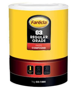 Farecla G3 Regular Grade Compound 1kg