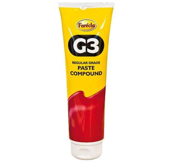 Farecla G3 400g Cutting Compound Paste Buffing Buff Detailing Car Auto Polishing
