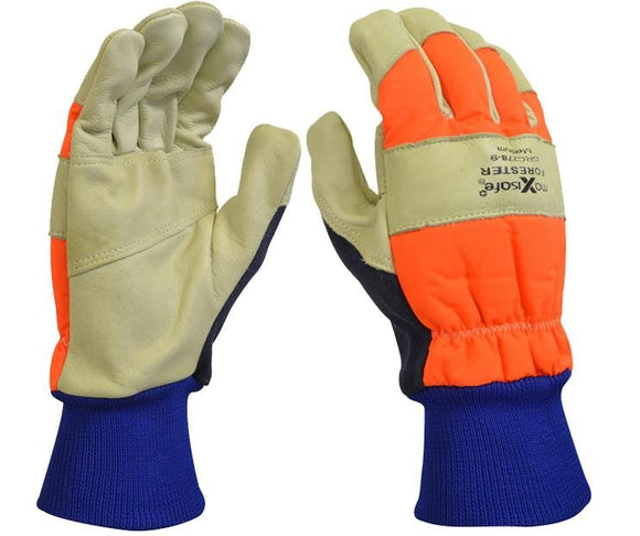 Maxisafe Forester HiVis Chainsaw Gloves