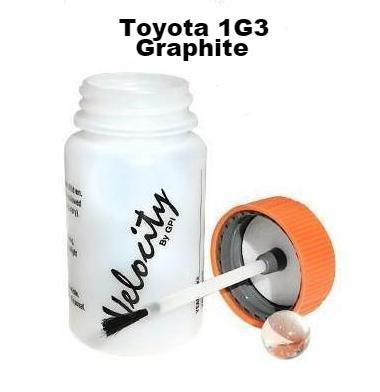 Auto Touch Up Paint Toyota 1G3 Graphite Corolla Camry RAV-4 Yaris Kluger Prado