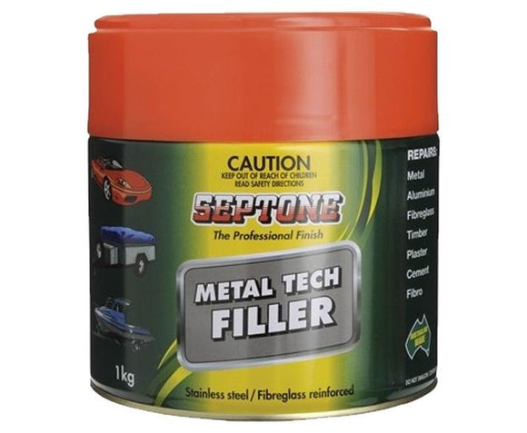 Septone Metal Tech Filler 1kg
