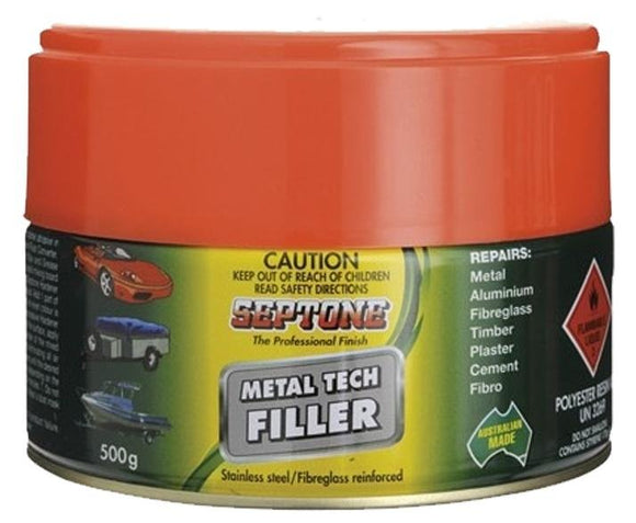 Septone Metal Tech Filler 500g