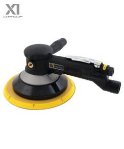 Workquip X1 200mm Gearded Sander 10mm Orbit with Dust Extraction
