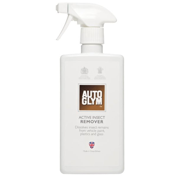 Autoglym Automotive Car Care Cleaning Detailing Active Insect Remover 500ml