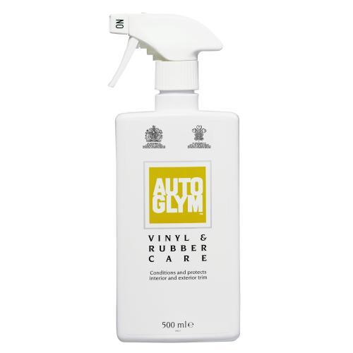 Autoglym Automotive Car Care Vinyl & Rubber Care Clean Interior Exterior 500ml