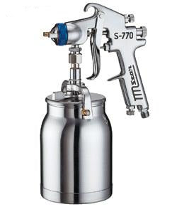 Star S-770 Suction Spray Gun 2.5mm General Purpose Auto, Marine, Industrial, Timber