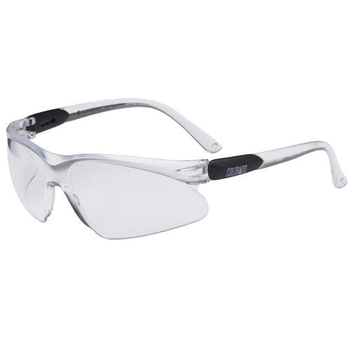 Maxisafe Colorado Safety Glasses AS/NZS1337 Anti Scratch Fog Coating Clear