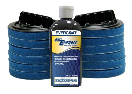 Evercoat 440 Express Micro Pinhole Eliminator System Kit