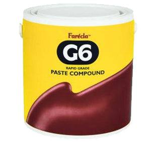 Farecla G6 Rapid Grade Paste Compound 3kg G6-3000 OEM Refinish Medium Solids