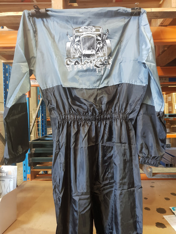 Iwata Hotrod Spray Paint Suit Coveralls Nylon High Quality 2 Two Piece