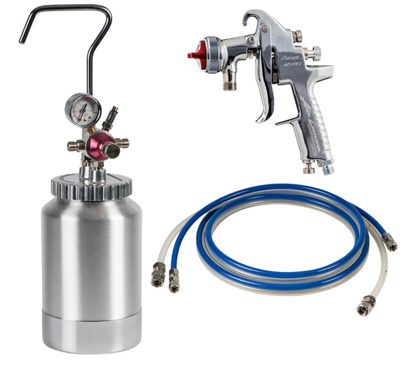 2SPRAY Pressure Kit AZ1 HTE 1.8mm